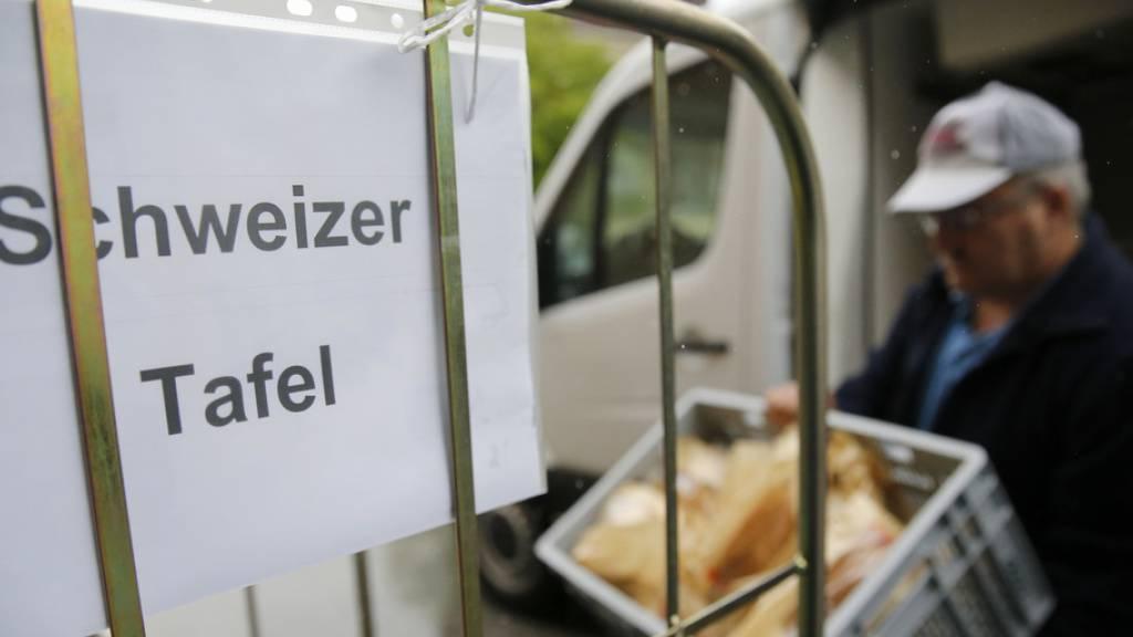 Mehr Menschen auf Lebensmittelspenden angewiesen