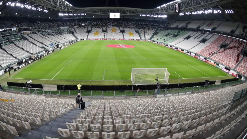 Nicht nur leere Stadien, sondern vorläufig gar keine Spiele mehr in der Serie A.