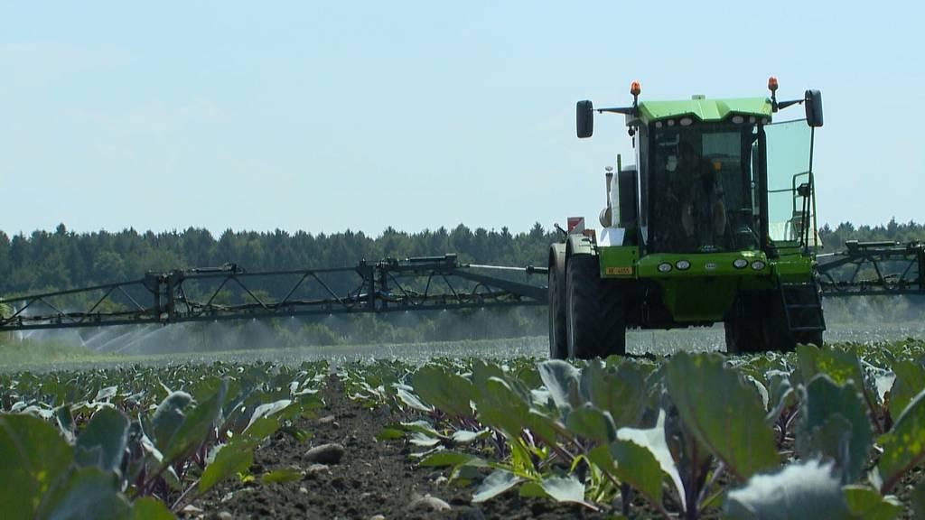 Bauernverband besorgt über kommende Initiativen