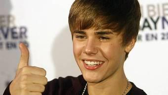 Justin Bieber: auch sein Haar ist eine Menge Geld wert