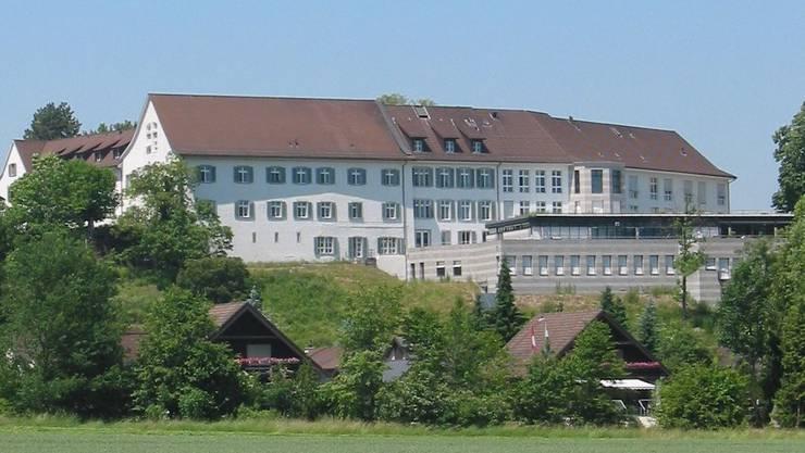 Das Spital Leuggern. (Archiv)