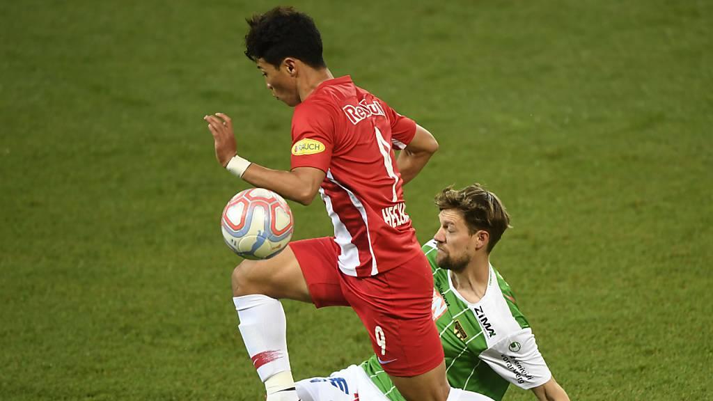 RB Leipzig verpflichtet Werner-Ersatz
