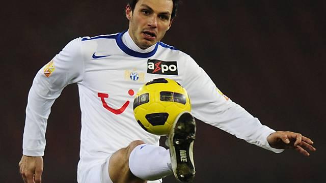 Mathieu Béda wird beim FCZ ebenfalls zur Kasse gebeten.