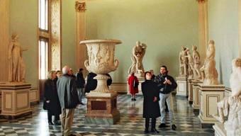 Die Uffizien in Florenz zählten 2018 erstmals über vier Millionen Besucherinnen und Besucher. (Archiv)