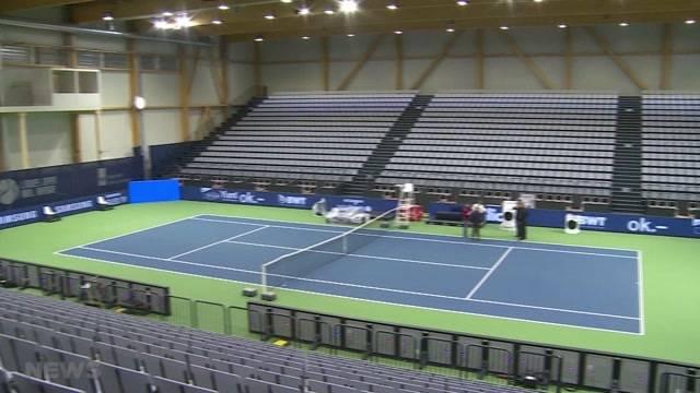 So sieht die neue Swiss Tennis Arena aus