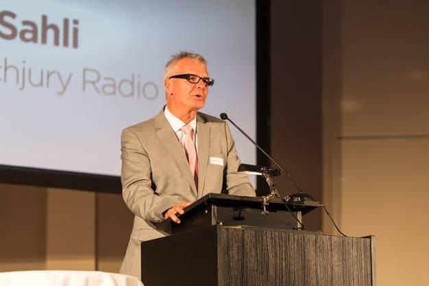 Jürgen Sahli (Fachjury-Leiter Radio)