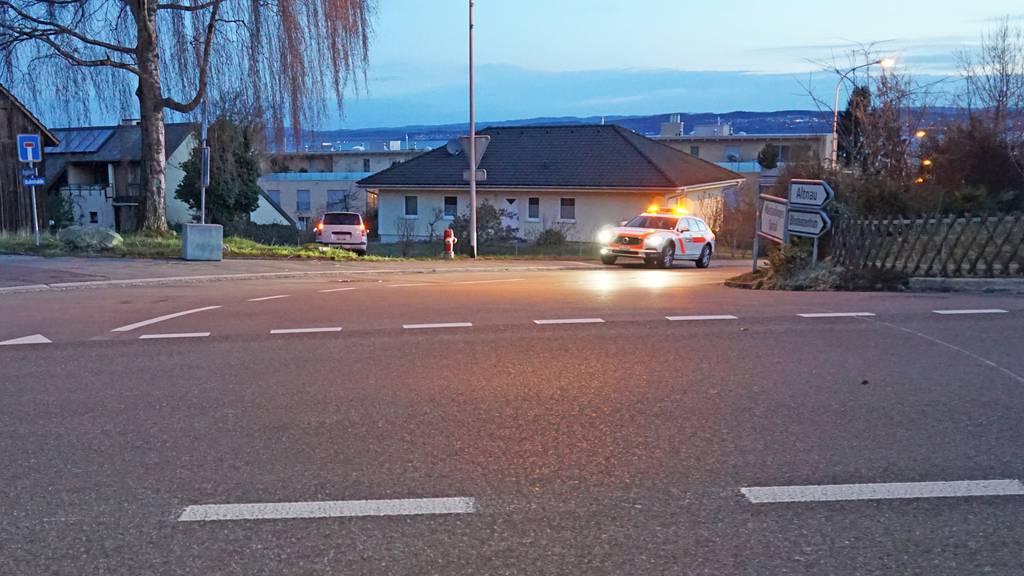 Eine 36-Jährige fuhr am Donnerstag betrunken von Amriswil bis nach Scherzingen.