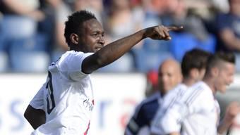 Der FC Basel gewinnt auswärts gegen den FC Luzern