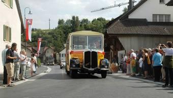 Rinikerstrasse in Remingen ist wieder offen:
