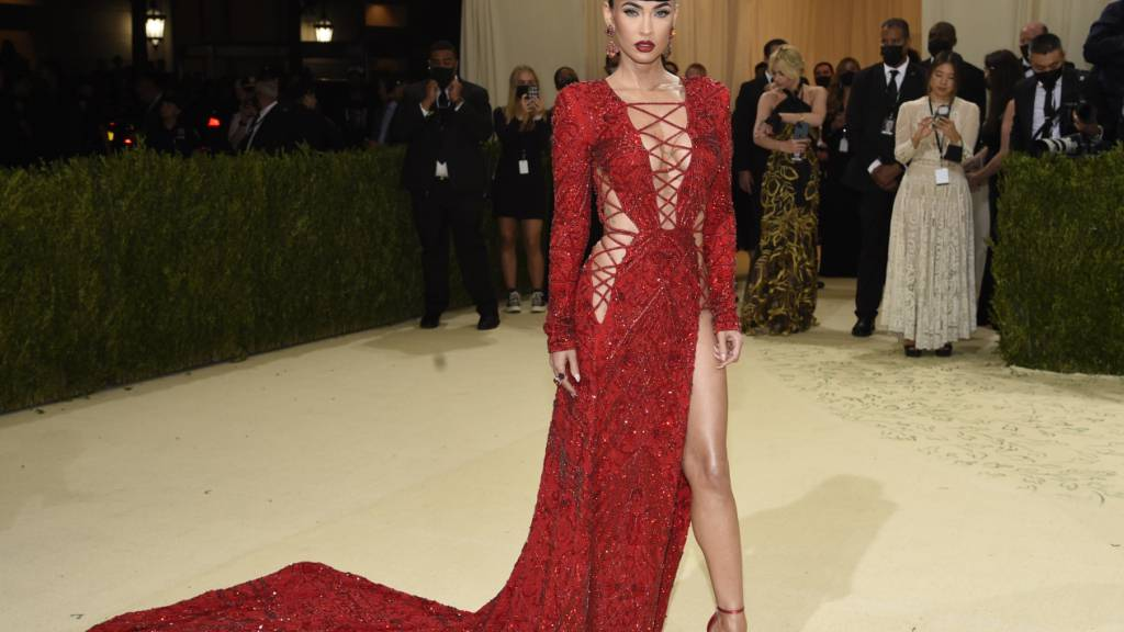 Stars feiern amerikanische Mode bei New Yorker Met-Gala