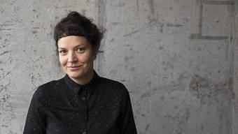 Reina Gehrig an den Solothurner Literaturtagen