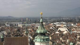 Stadt Solothurn holt gegenüber Grenchen auf.