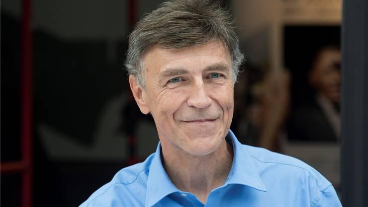Luzi Stamm wurde 1991 für die FDP in den Nationalrat gewählt.