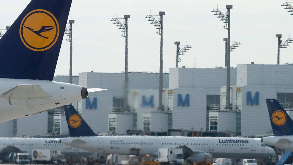 Lufthansa will Warnstreik ins Leere laufen lassen