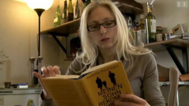 Isabelle Neulinger schrieb Rechtsgeschichte: Der Europäische Menschenrechtshof hiess Entführung gut. Screenshot