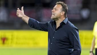 Patrick Rahmen: Wie lange kann er sich noch als FCA-Trainer halten?