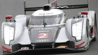 Der Audi von Marcel Fässler