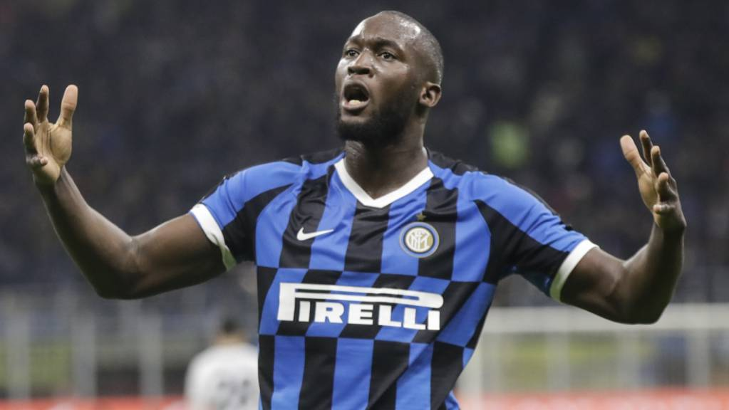 Romelu Lukaku - belgischer Goalgetter in Diensten von Inter Mailand