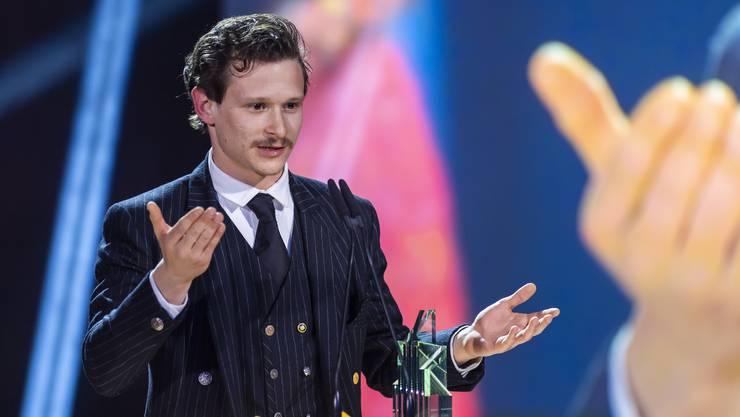 Am Schweizer Filmpreis wurde nicht «Wolkenbruch» mit Joel Basman (Bild) zum besten Film gewählt.