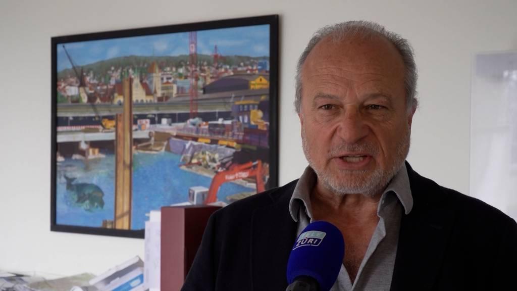 Filippo Leutenegger tritt erneut bei Stadtratswahlen an
