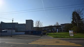 Gleich am Zentrumsplatz sollten Stadtsaal und Alterszentrum geplant werden. Dies will die CVP.