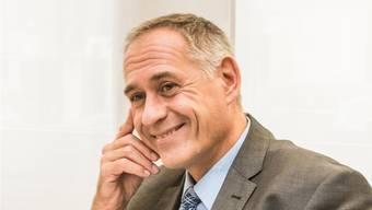 Musste lange zittern: Verkehrsdirektor Hans-Peter Wessels (SP).