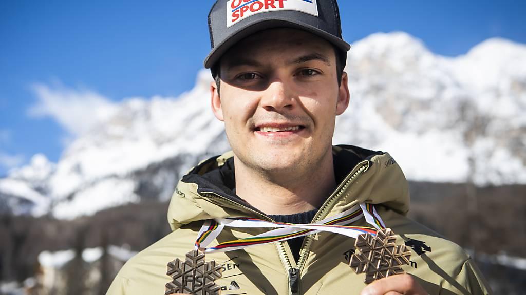 Viele Wege führen zum WM-Slalom in Cortina