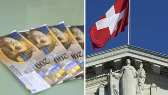 Wegen einer Busse von 200 Franken zog ein Mann aus dem Bezirk Baden vor Bundesgericht – es sollte sich nicht für ihn auszahlen.