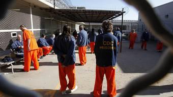 In New York werden wegen des Coronavirus 300 Gefängnisinsassen freigelassen. (Symbolbild)