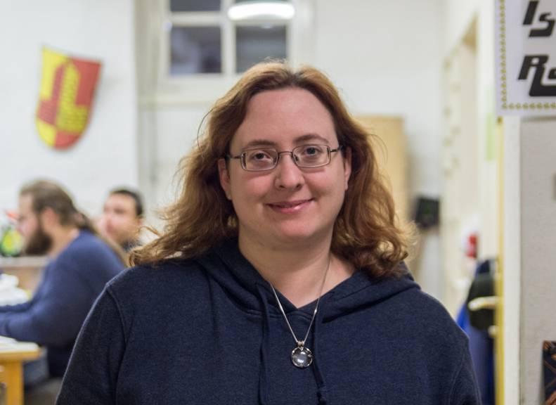 Sara Ehling hat die Islicon vor 18 Jahren ins Leben gerufen © FM1Today/Stefanie Rohner