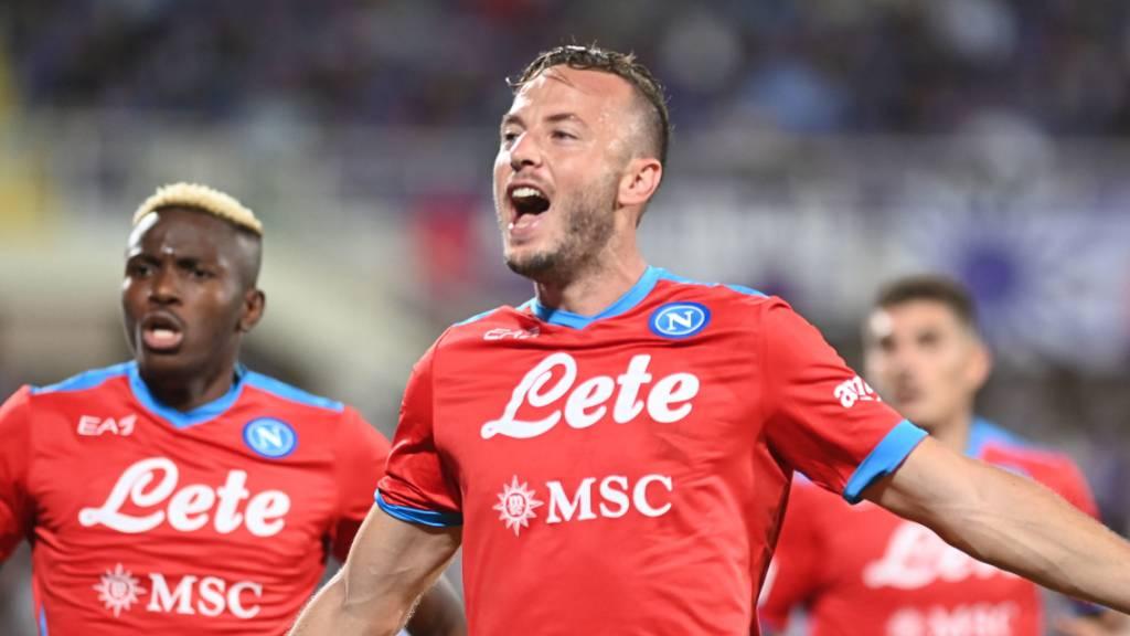 Napoli siegt weiter – Milan gewinnt in Bergamo