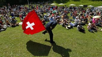 «Die Fiktion, es gehe ohne das Ausland, ist das Lummerland-Bild der Schweiz.»