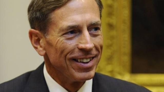 David Petraeus, Chef der CIA, tritt zurück