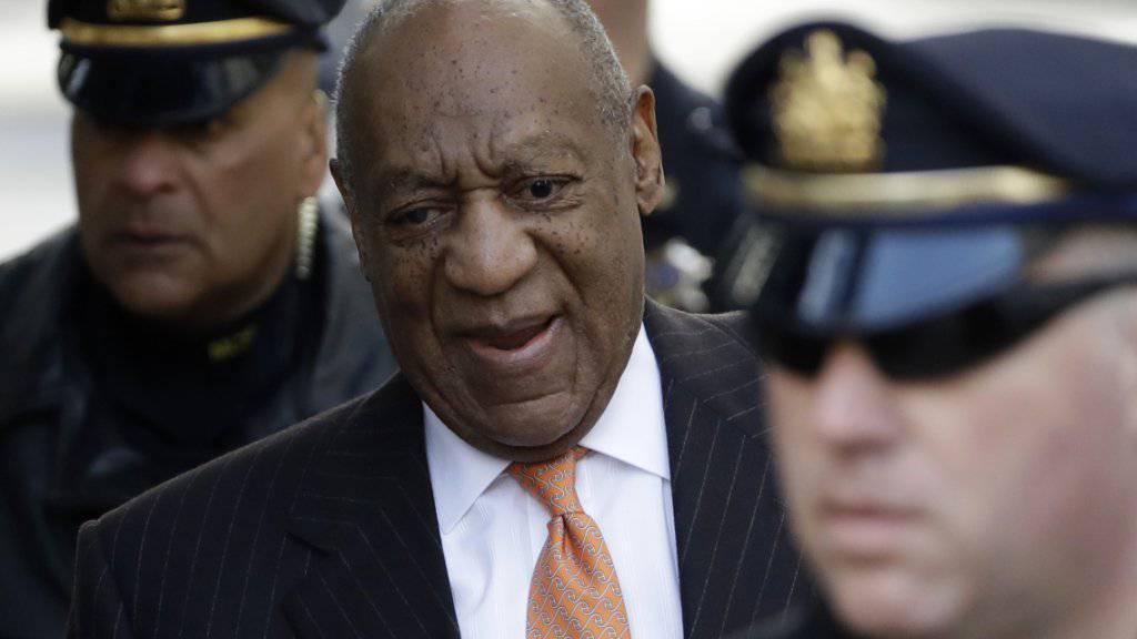 Mehrere Frauen werfen ihm sexuellen Missbrauch vor: der amerikanische TV-Star Bill Cosby.