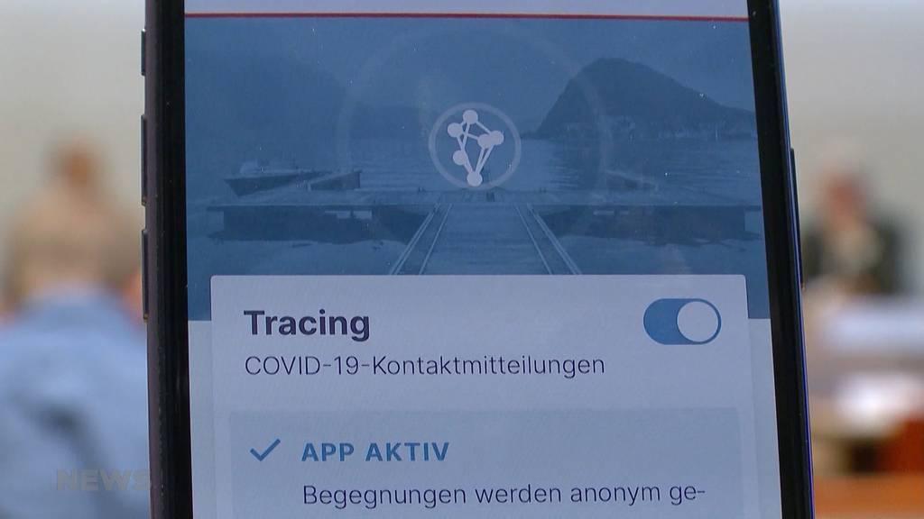 Swiss Covid App ist da: So funktioniert die Schweizer Tracing-App