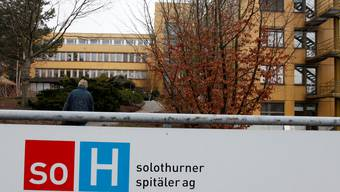 Da war noch die SoH im Spital Grenchen. (Archiv)