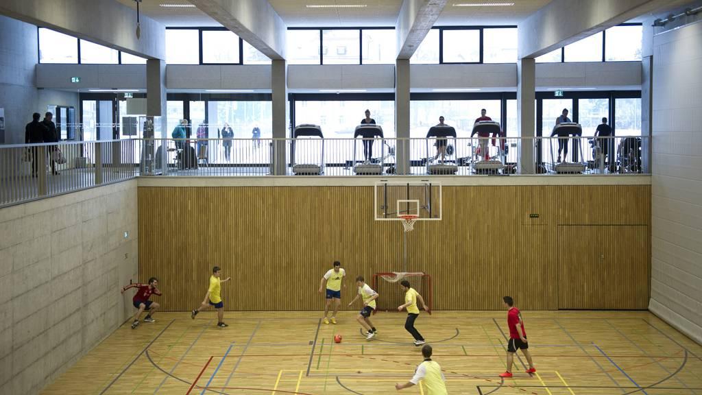 Seit Semesterbeginn wurden an der Uni St.Gallen vermehrt Schliessfächer aufgebrochen. (Archiv)