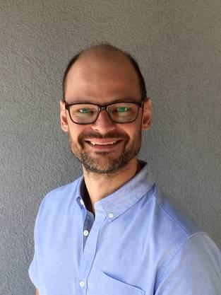 Sandro Natuzzi: «Ich möchte mich in der Gemeinde engagieren und wurde für das Amt ‹gluschtig› gemacht.»