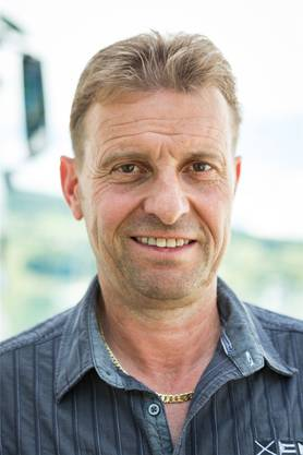 Ueli Haller, Gemeindepräsident Meisterschwanden