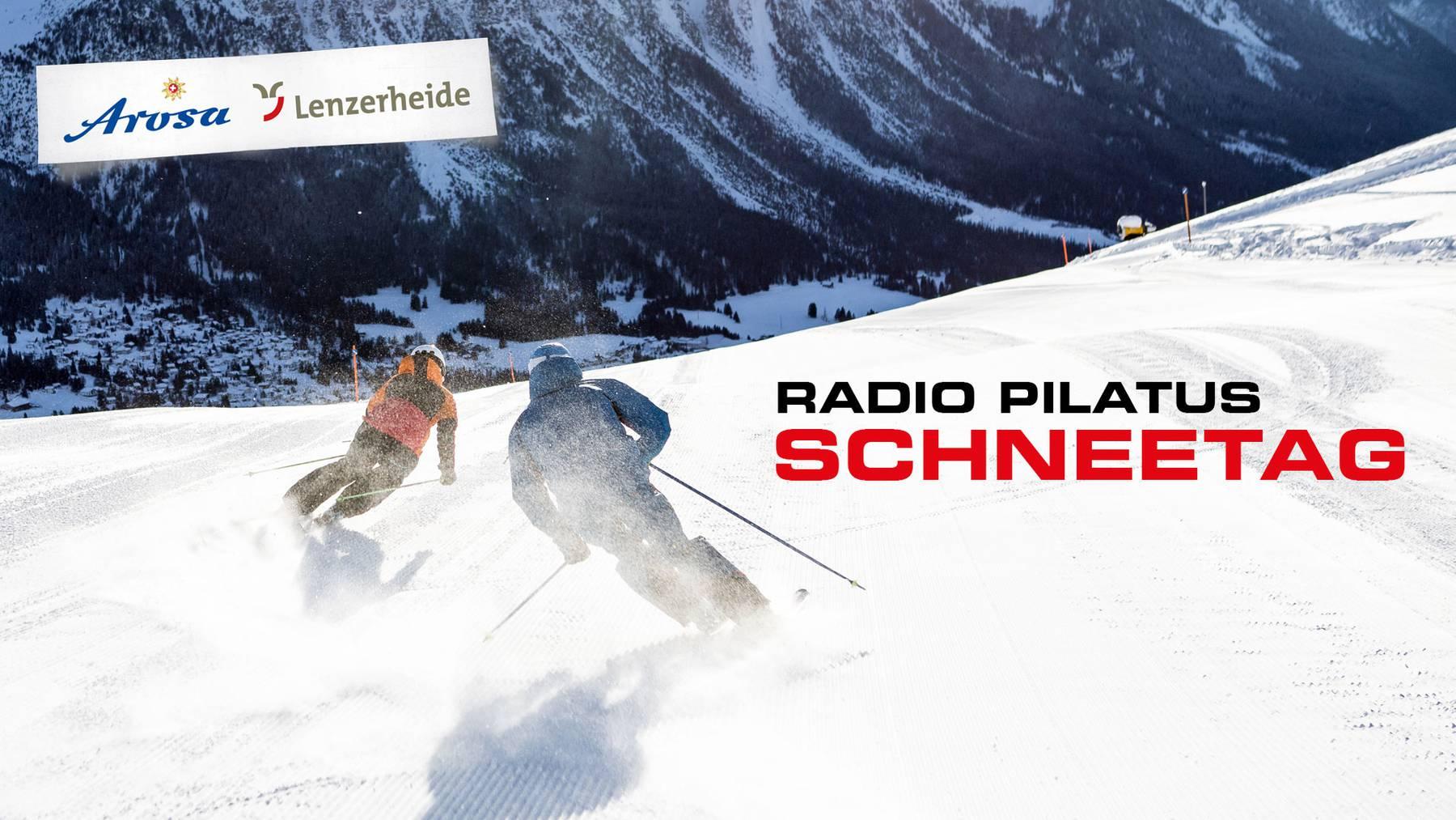 Radio Pilatus Schneetag Lenzerheide 2021
