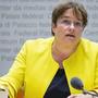 Die Schweiz benötige zwei Millionen Masken pro Tag für die Bevölkerung, sagt SVP-Nationalrätin Magdalena Martullo-Blocher.