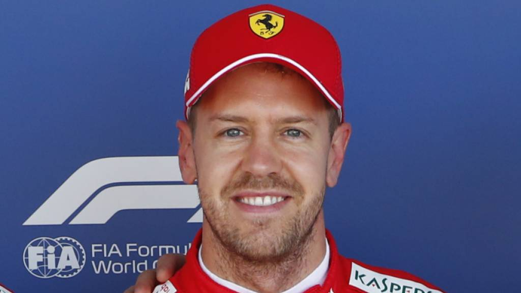 Sebastian Vettel zum dritten Mal Vater