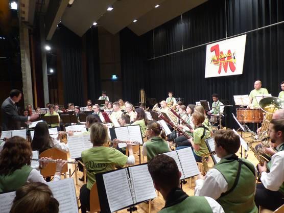 Weitere Impressionen vom Konzert in Möhlin.
