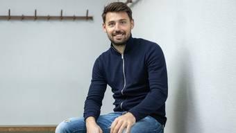 Hat genug vom Fussballerleben: FCA-Captain Gianluca Frontino nimmt im Sommer einen Bürojob an.