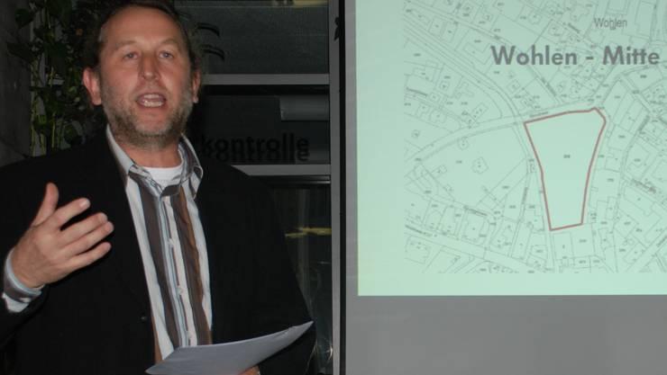 Peter Feldmann: Für den Bauherrn steht das Signal weiter auf Rot. (Bild: FH)