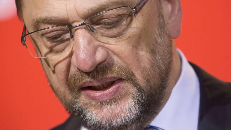 Martin Schulz ist nun nicht nur den Vorsitz der SPD los, sondern auch die Aussicht auf das Amt des Aussenministers.