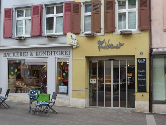 Und wir essen in Frenkendorf das Brot von der Bäckerei Finkbeiner.  Warum? Es ist einfach köstlich.
