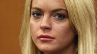 Ihr mutmasslicher Diebstahl könnte zur guten Tat werden: Lindsay Lohan (Archiv)