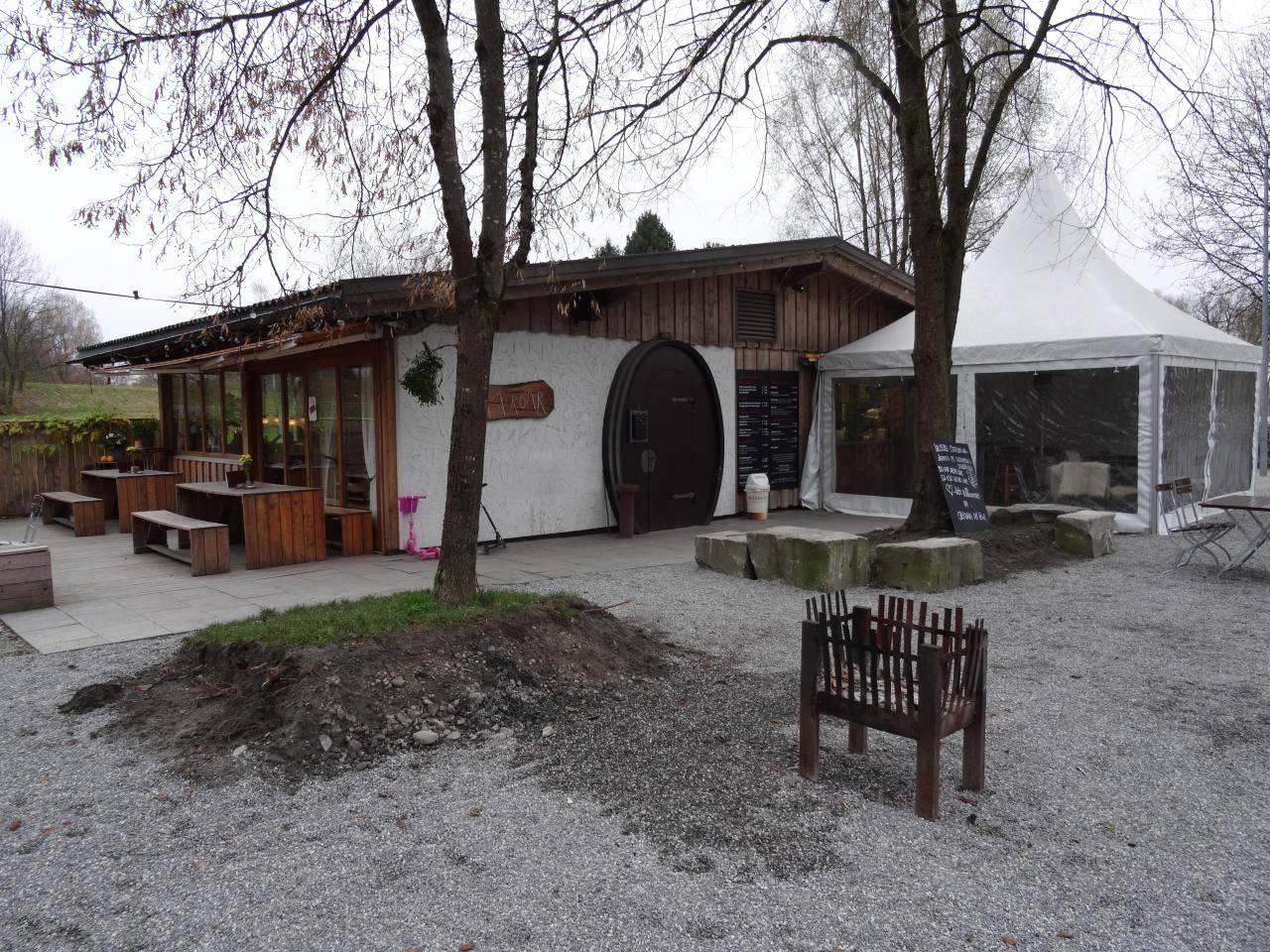 Das Gasthaus am Rohr in Lustenau wird von der Ortsgemeinde Widnau bewirtschaftet.