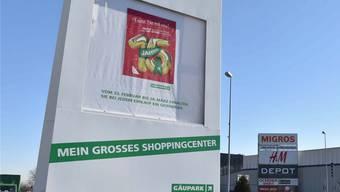 Ist zu einem Markenzeichen geworden: Der Gäupark in Egerkingen.